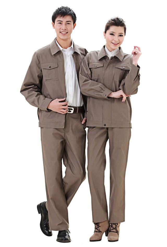 洪瑞 DS-901款单层茄克工作服 劳保服 工装